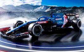Alpine, Alpine A521, Formula 1, Fernando Alonso, Alpine A521 2021, Nuevo Alpine A521, Alpine A521 fotos, Alpine A521 caracteristicas, Alpine A521 Fernando Alonso, Fernando Alonso 2021, Carro de F1 de Fernando Alonso, Formula 1 2021, Alpine formula 1, Renault Formula 1, Carro Alpine Formula 1