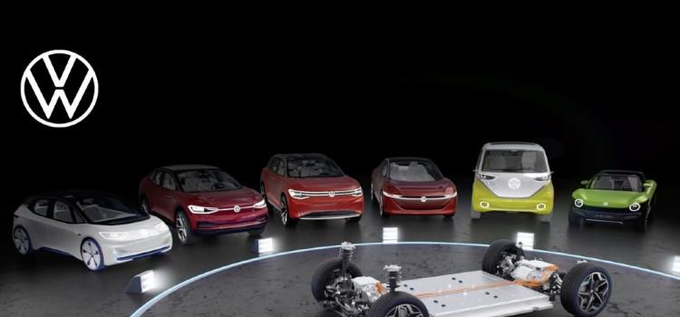 Volkswagen, Volkswagen ID.3, Volkswagen ID.Buzz, Volkswagen ID.4, Volkswagen Trinity, Volkswagen Aero, Carros eléctricos, Plataforma SSP, Volkswagen Carros eléctricos, Volkswagen baterías, Volkswagen Sistema operativo