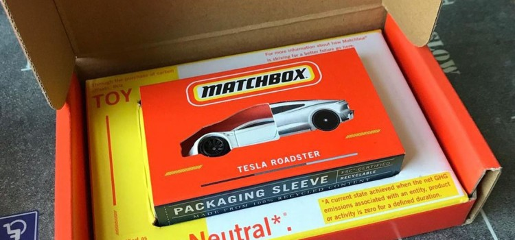 Matchbox Reciclados