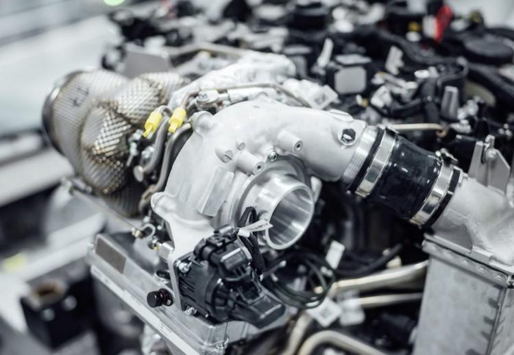 eTurbo Motores Hibridos