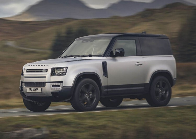 land rover defender, land rover defender 2021, land rover defender a hidrogeno, land rover defender fcev, land rover defender cero emisiones, land rover defender hidrogeno pruebas, land rover defender noticias, land rover defender colombia, land rover defender argentina, land rover defender peru, land rover defender chile