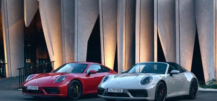 Porsche, Porsche 911, Porsche 911 GTS 2022, variantes deportivas, nuevos Porsche 911 GTS 2022