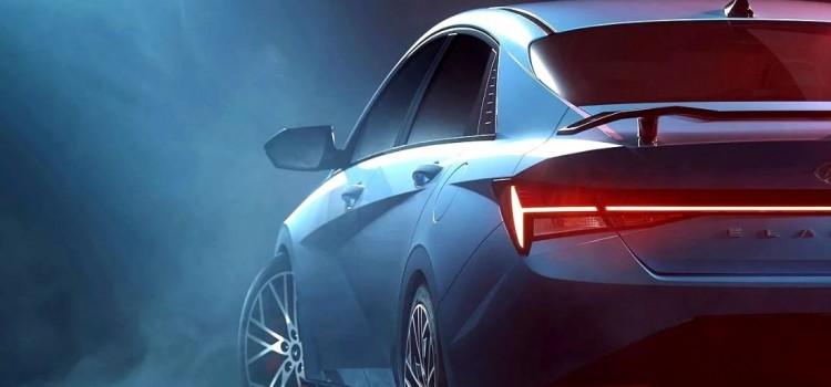 Hyundai, Hyundai Elantra N, sedán compacto, sedán deportivo, Hyundai Elantra N 2022, nuevo Hyundai Elantra N 2022