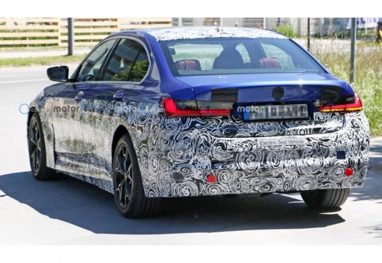 bmw, BMW Serie 3 2023, nuevo BMW Serie 3 2023, noticia del BMW Serie 3 2023, filtracion del BMW Serie 3 2023, datos del BMW Serie 3 2023, informacion del BMW Serie 3 2023