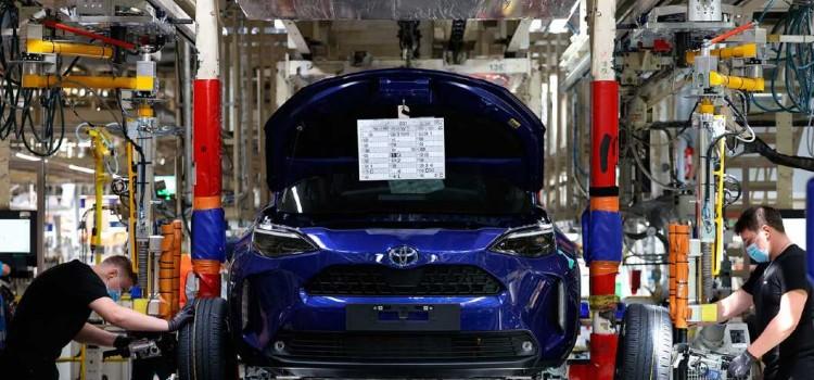 La primera unidad del SUV más compacto de los japoneses salió de la planta de Francia mientras en Brasil comienzan a correr rumores de su llegada a ese país a partir del 2023.