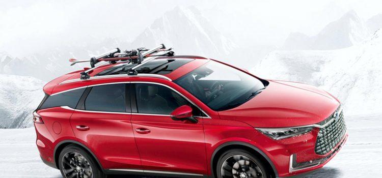 BYD Tang SUV eléctrico en Noruega