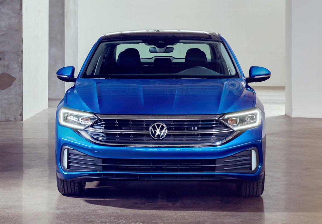 Volkswagen Jetta 2022