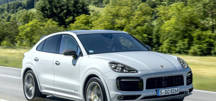 Porsche Cayenne GTS Coupé 2022