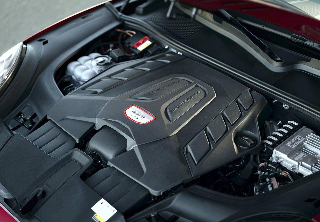 Porsche Cayenne GTS 2022
