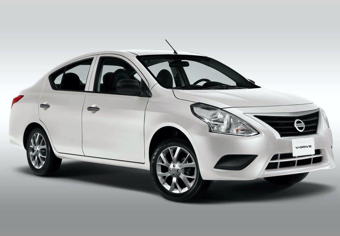 Nissan V-Drive 2022