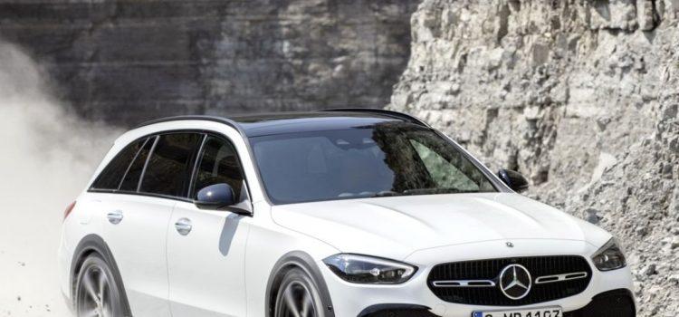 Mercedes-Benz Clase C All Terrain 2022 en europa