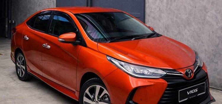 Toyota Yaris para Asia y América Latina