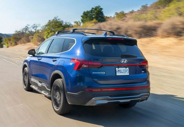 Hyundai Santa Fe, hyundai, Hyundai Santa Fe XRT 2022, noticia Hyundai Santa Fe XRT 2022, nuevo Hyundai Santa Fe XRT 2022, datos Hyundai Santa Fe XRT 2022, especificaciones Hyundai Santa Fe XRT 2022, imagenes Hyundai Santa Fe XRT 2022