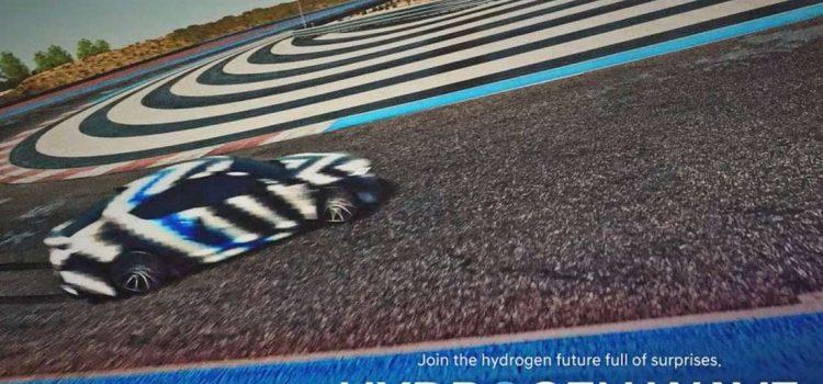 Hyundai, Hyundai sedán, Hyundai hidrógeno, hyundai hydrogen wave, carros ecologicos, carros de hidrogeno