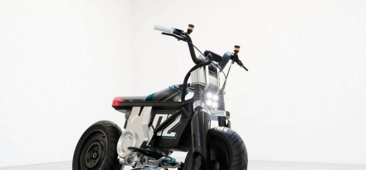 BMW CE 02 electrica