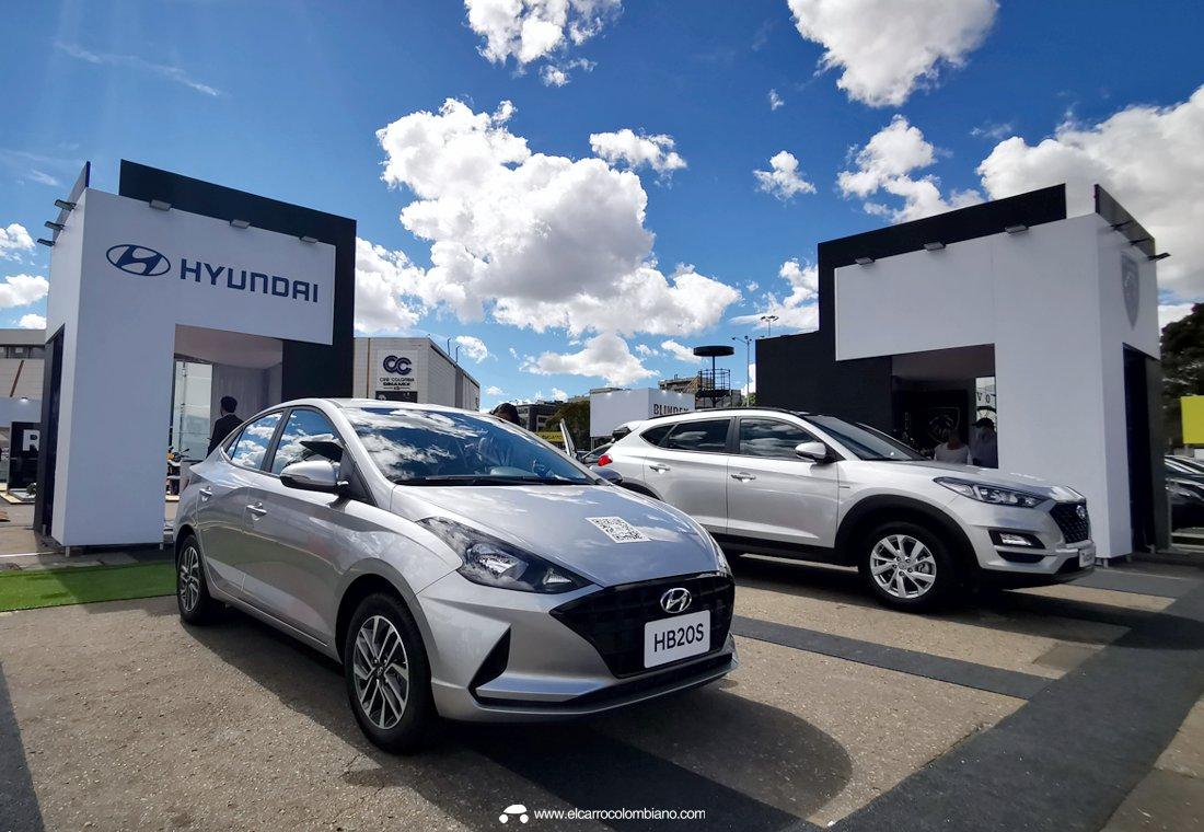 Hyundai HB20 Accent Motorfair Unicentro 2021