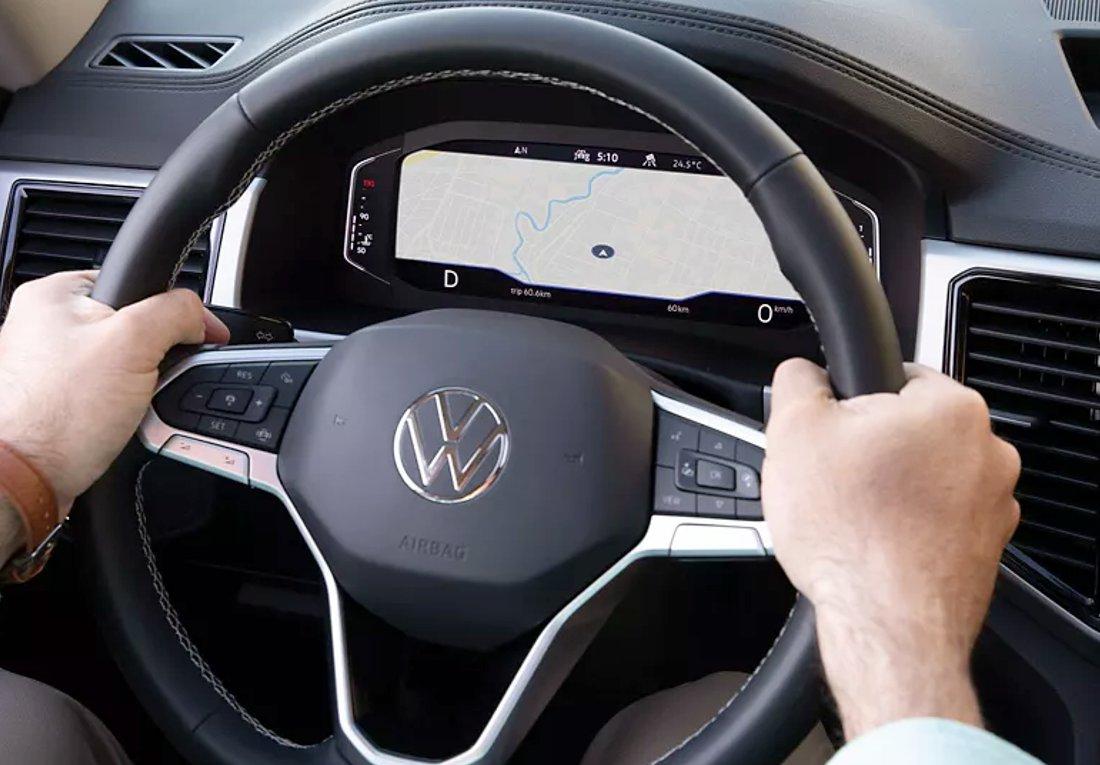 Volkswagen Teramont Colombia