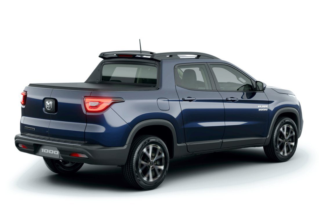 RAM 1000 Colombia 2022 pick-up