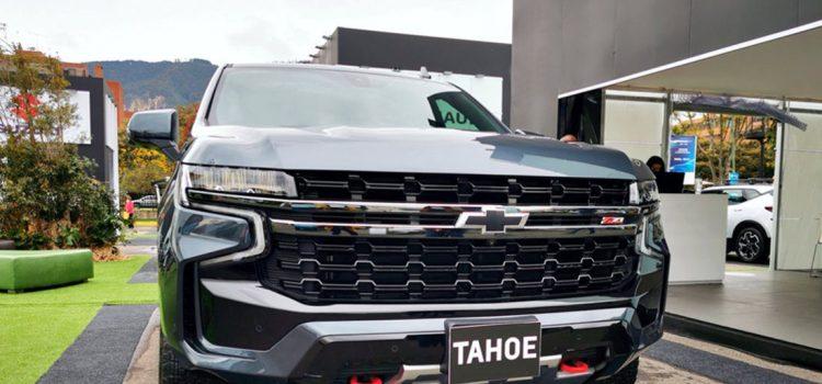 Motorfair Unicentro, Chevrolet Tahoe Z71