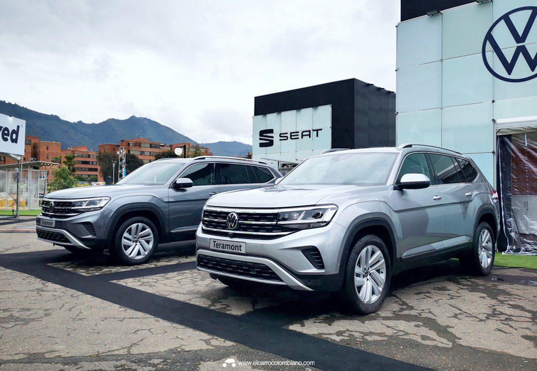 Motorfair Unicentro, Volkswagen Teramont