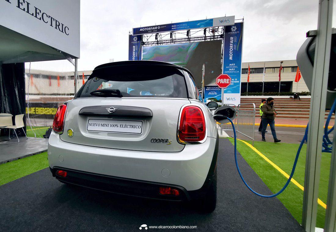 Motorfair Unicentro, MINI Cooper SE eléctrico