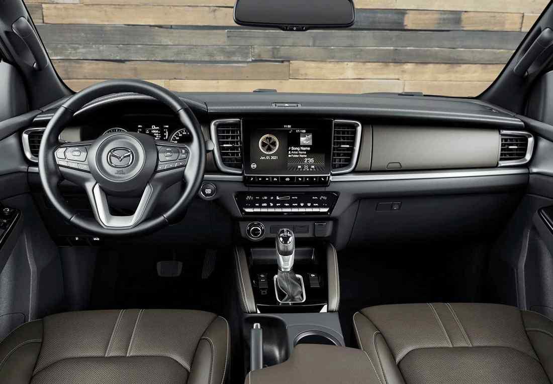 Mazda BT-50 2022