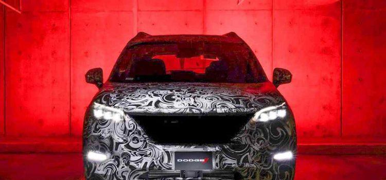 Dodge nuevo SUV para México
