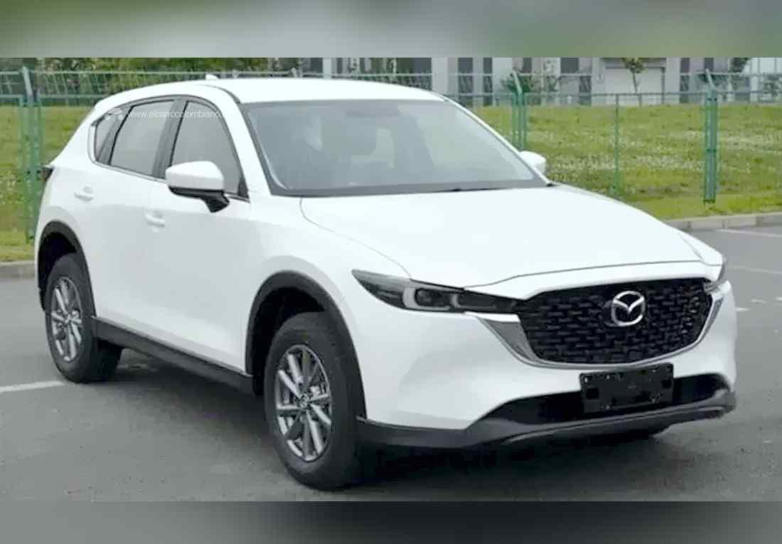 Mazda CX-5 2023 Facelift