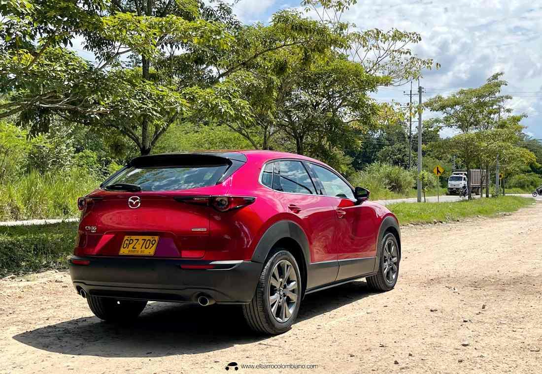 Mazda CX-30 Colombia
