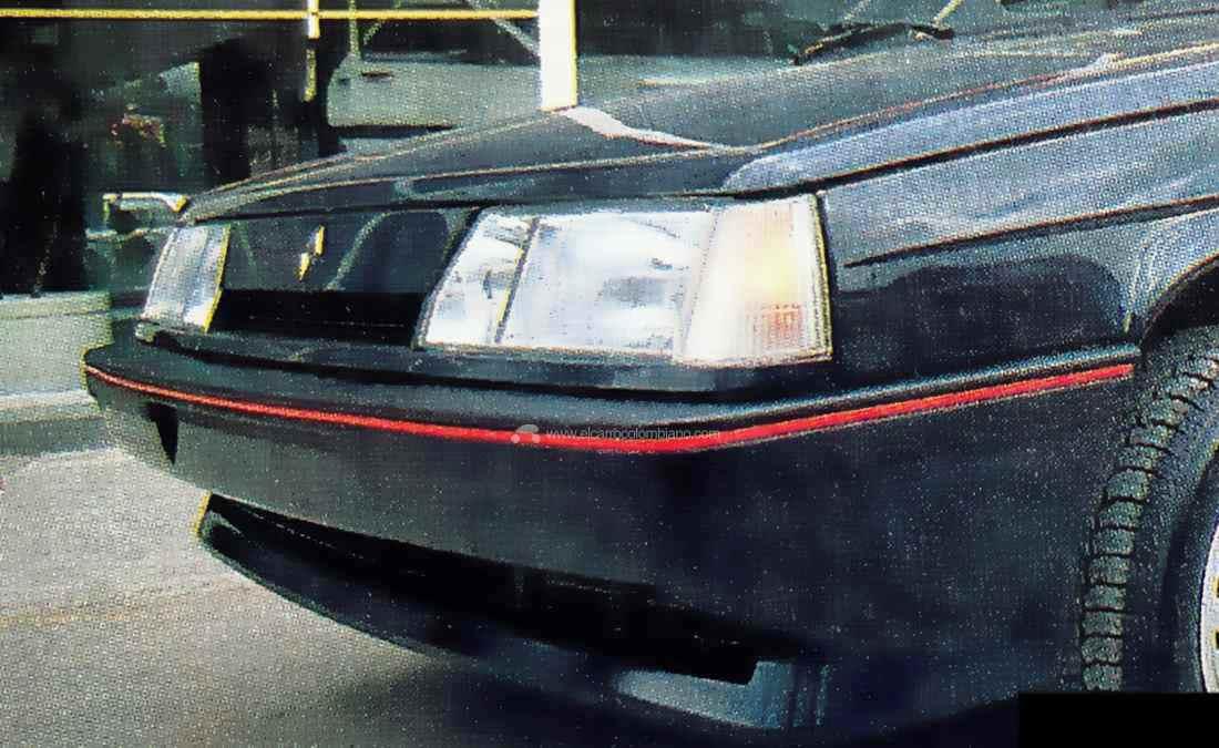 Renault 9 TXE Prestige (1990)