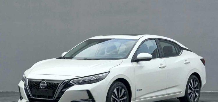 Nissan Sentra híbrido / Sylphy e-Power