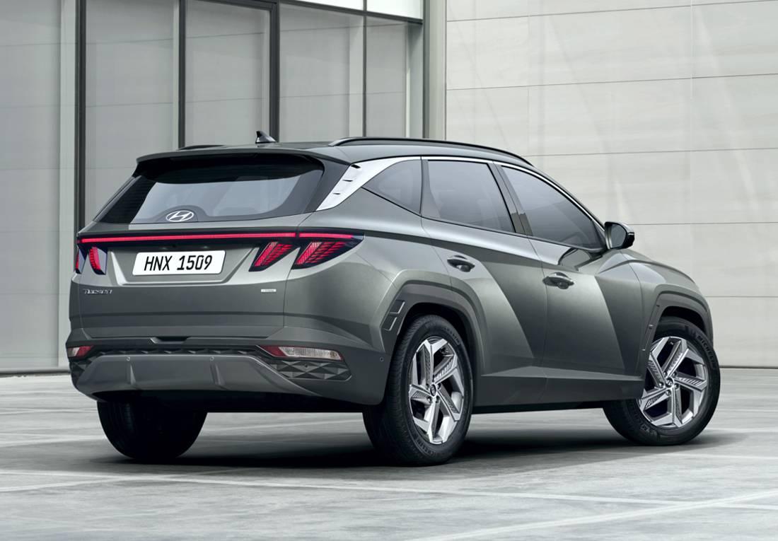 Hyundai Tucson NX4 2022 Colombia