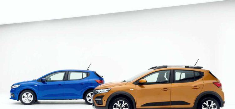 Dacia Sandero y Stepway 2022
