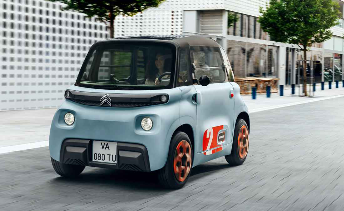 Citroën AMI eléctrico