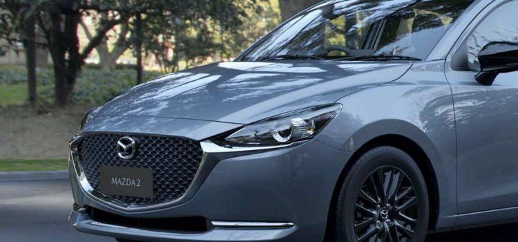 Mazda 2 2022
