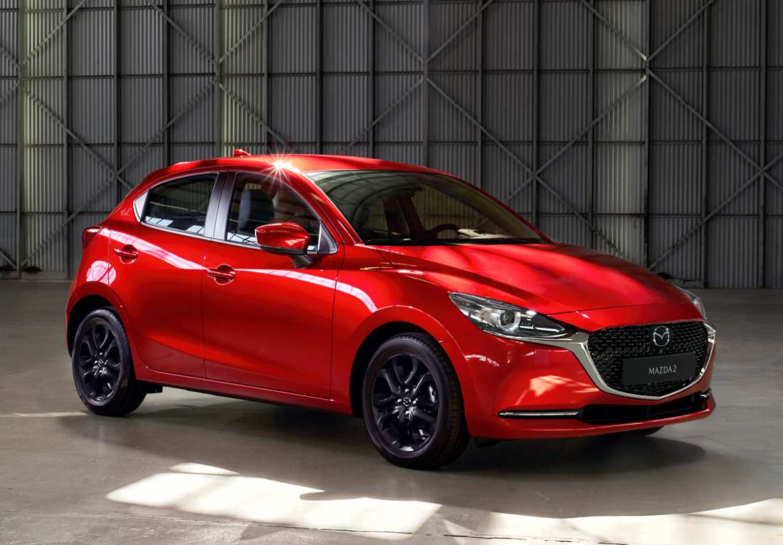 Mazda 2 Sport 2022 Colombia