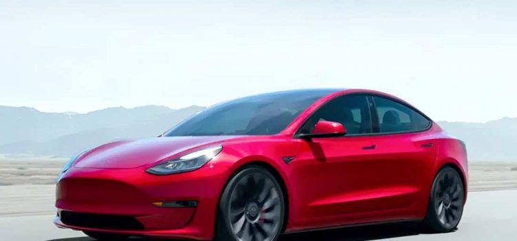 Tesla Model 3 edición 2021