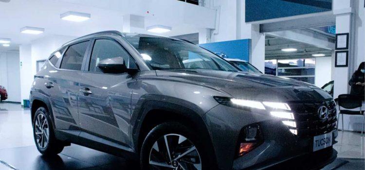 Hyundai Tucson NX4 2022 Madiautos Colombia