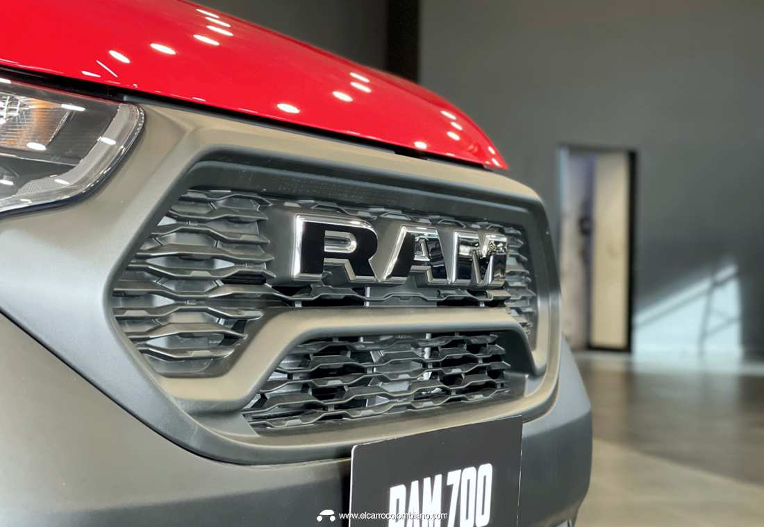 RAM 700 SLT 2022
