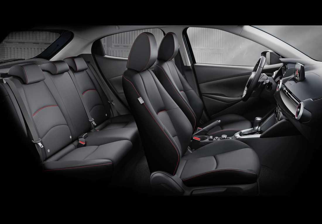 Mazda 2 Carbon Edition