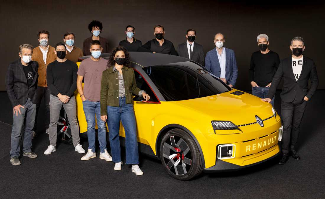 Renault 5 Prototype, Concept Car of the Year 2021