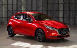 Mazda 2 Carbon Edition 2022