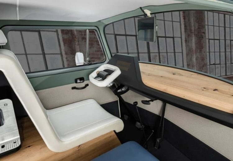 Continental AmbienC3 Interior