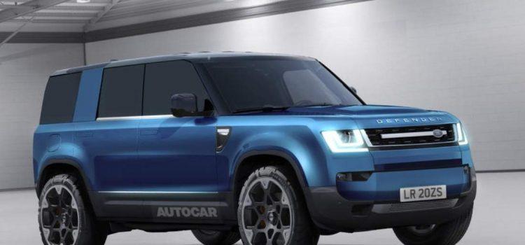 Land Rover ampliará la gama Defender