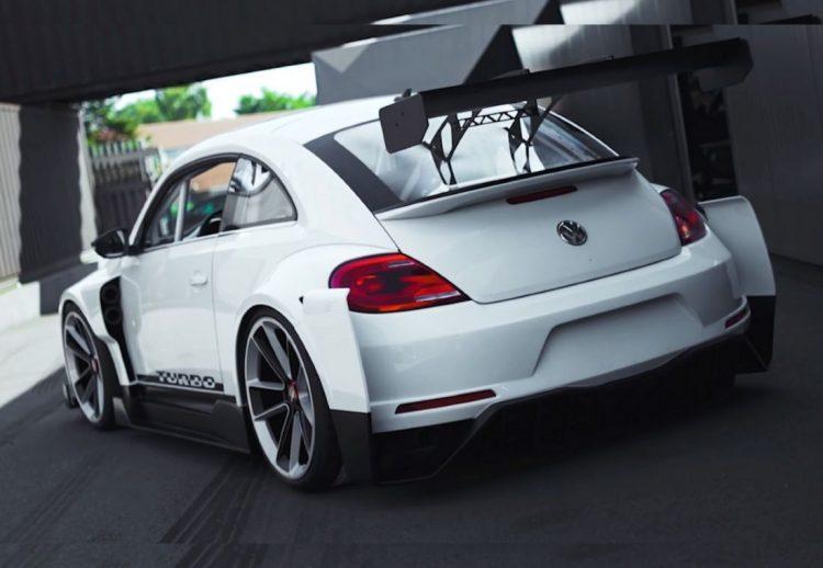 volkswagen beetle gt kit de carroceria real