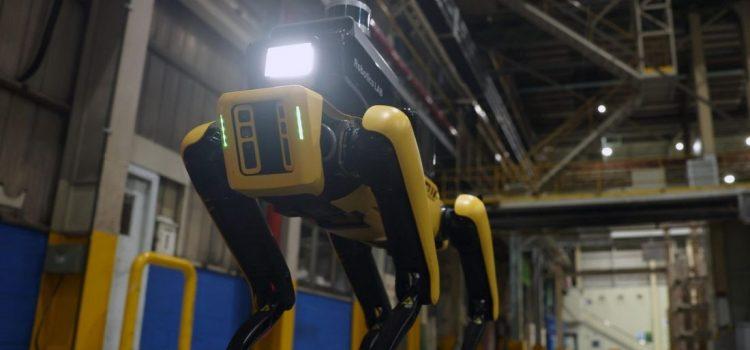 20211709- Hyundai Robot de servicio de seguridad