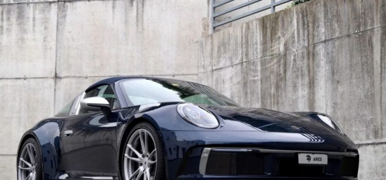 Porsche 911 Targa