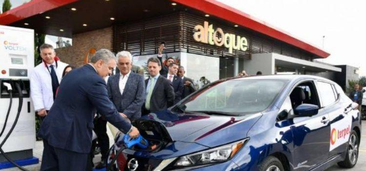 carros electricos incentivos colombia