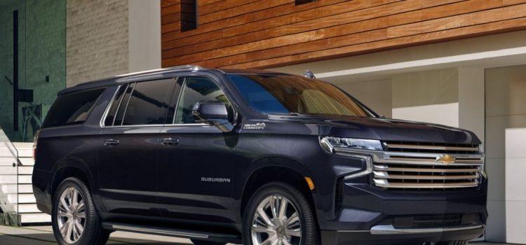 Chevrolet Tahoe actualizacion 2022