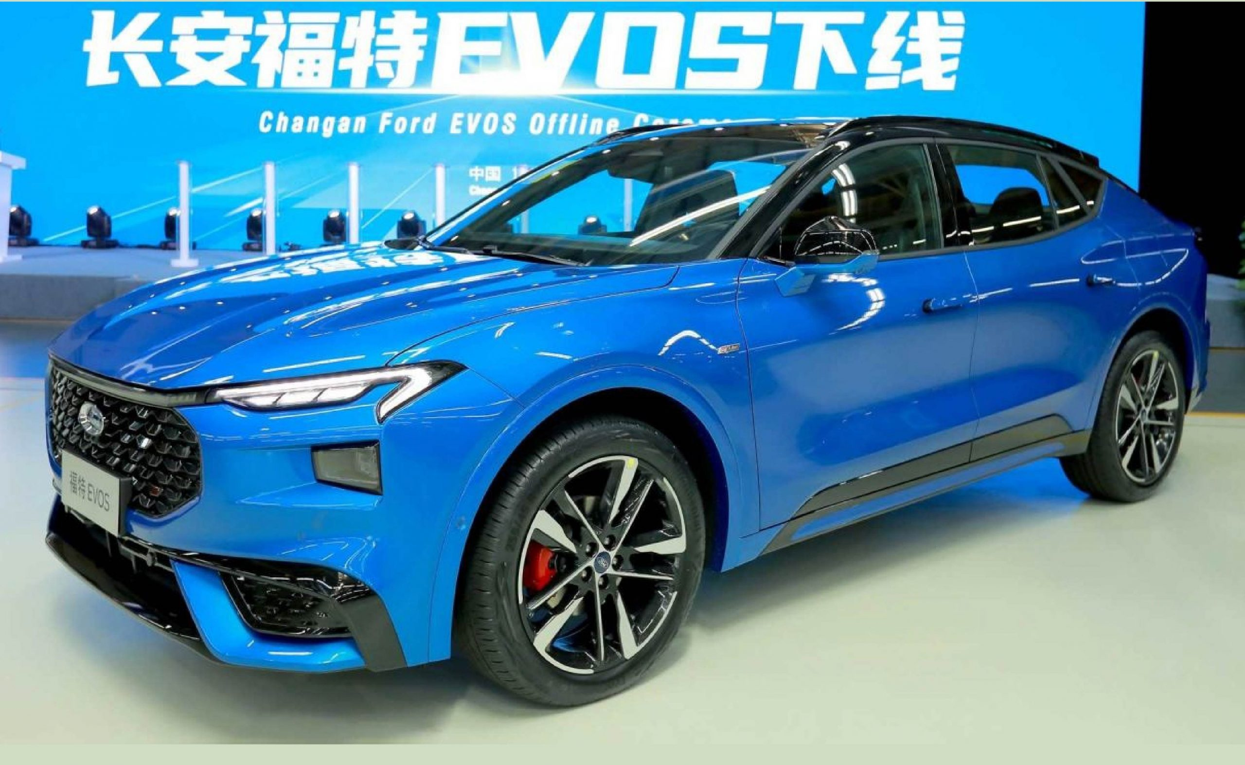 Ford Evos nuevos datos